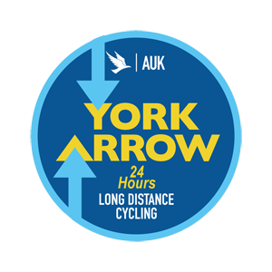 York Arrow Cloth Badge