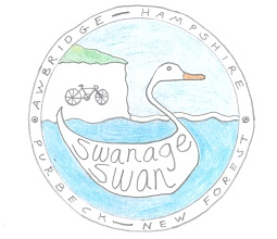The Swanage Swan Logo
