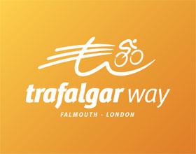 Ride the Trafalgar Way Logo