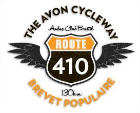 The Avon Cycleway 130 Logo