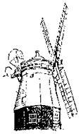 Windmill Ride (200) Logo