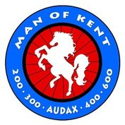 Man of Kent  Logo
