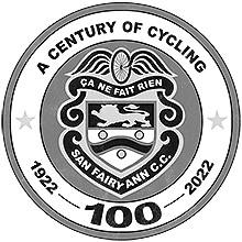 Fairies Flat 100 Logo