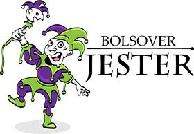 Bolsover Jester Logo