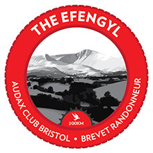 Efengyl (Gospel) 200 Logo