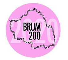 BRUM 200 another loop of Birmingham Logo