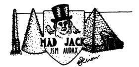 Mad Jack's - John Seviour Memorial Logo
