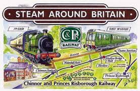 Steam Ride: Chinnor Scenic